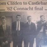 Martin Keane, John Keane, Bernie Flaherty, Marty Conneely