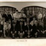 County champions 1986