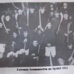 Spiddal Hurling 1912