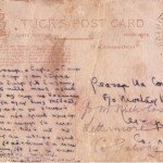 Post card from Padraic Pearse to the O Connor family.